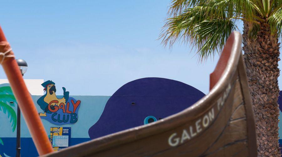 Galeón Playa Lanzarote