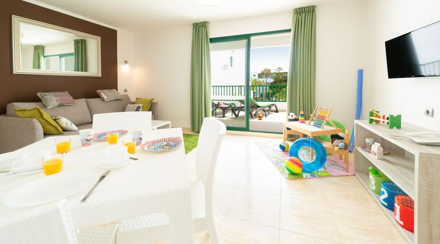 Galeon playa friendly apartments