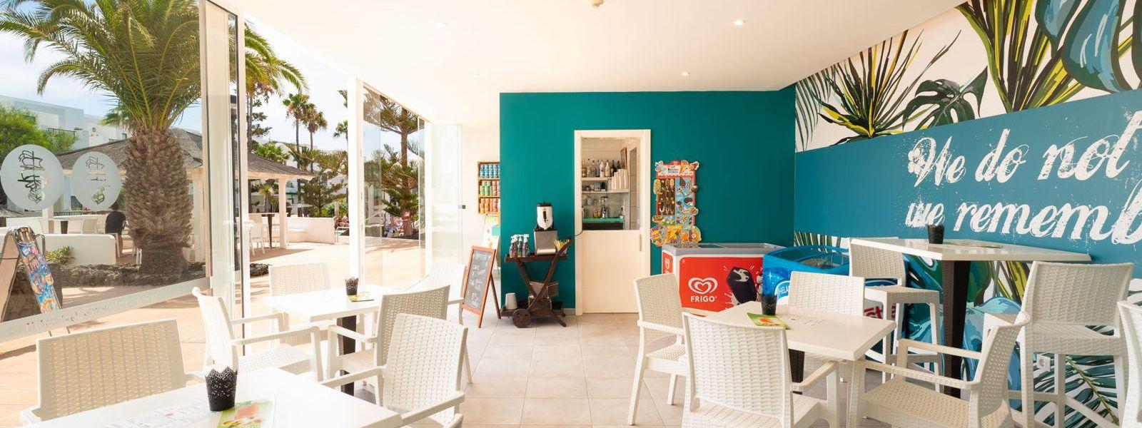 Restaurants vue mer Costa Teguise