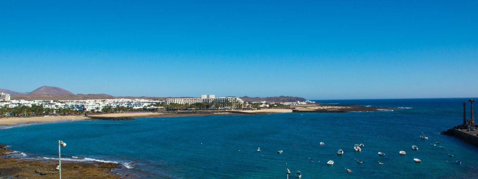 Apartamentos vista mar costa teguise
